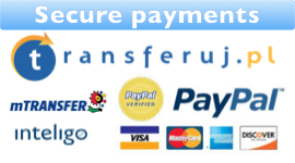 Payments via Transferuj.pl