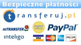 Zapłać szybko i wygodnie przez Transferuj.pl