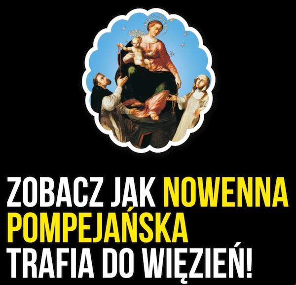 (Polski) Nowenna pompejańska dla więźniów
