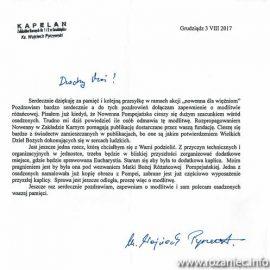 """Kolejna edycja akcji """"Nowenna dla więźnia"""" zakończona sukcesem"""