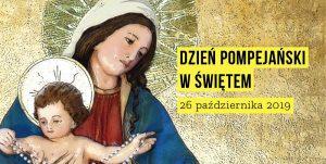 Pompejański Dzień Skupienia w Świętem